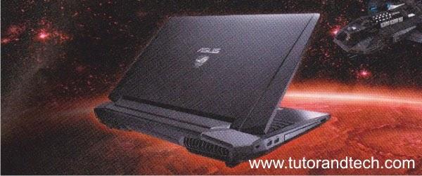 ASUS ROG G750JX – 3D