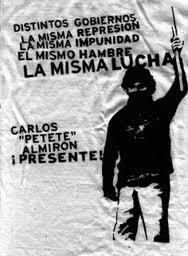 """Carlos """"Petete"""" Almiron"""