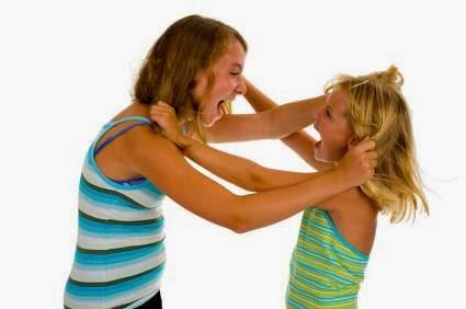 """¿Debemos mediar ante una pelea de niños"""""""