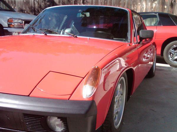 Daily Turismo: 10k: Clean Engine Swap Pormaro: 1974 ...