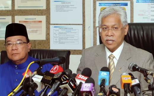 Timbalan Ketua Pengarah Pelajaran (Sektor Pembangunan Profesionalisme Perguruan), iaitu Datuk Misrah Ibrahim