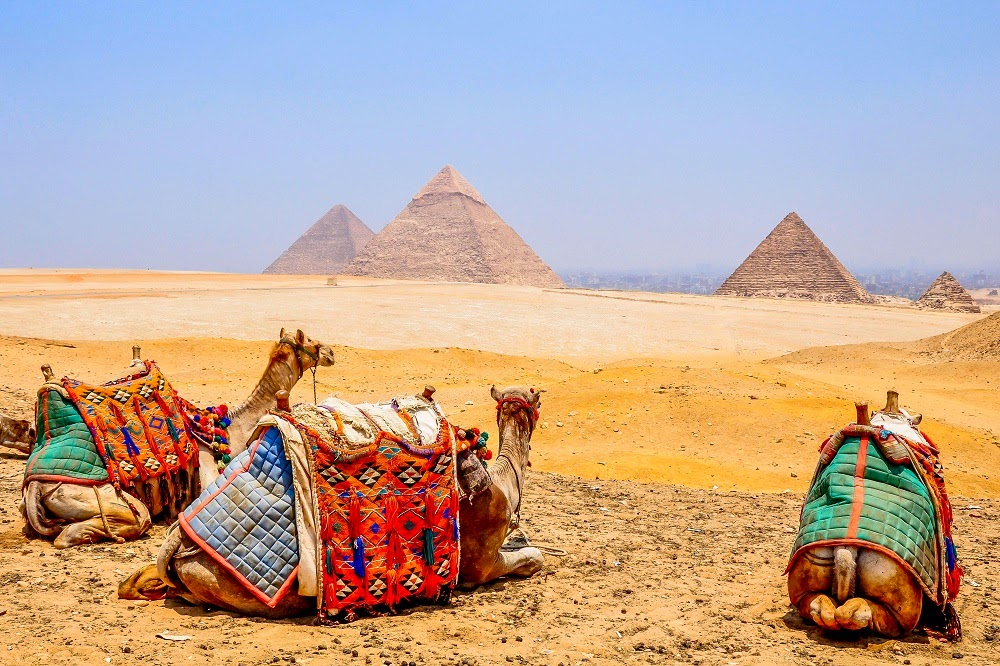 Giza Egypt  city photos : Pyramid of Giza, Egypt Travel Guide Exotic Travel Destination
