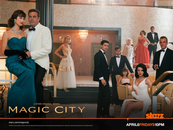starz magic city 2012