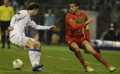 Bosnia Herzegovina 0 - 0 Portugal (1)