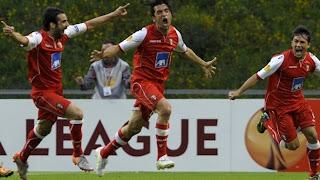 Hasil Braga vs Benfica
