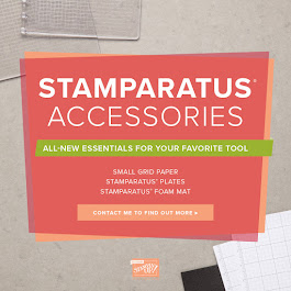 STAMPARATUS ACCESSORIES AVAILABLE NOW