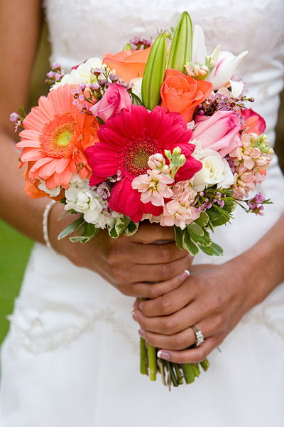Inexpensive Wedding Bouquet Ideas