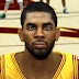 NBA 2K14 Kyrie Irving Cyber Face