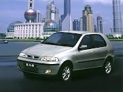 La Fiat Palio est une voiture souscompacte / citadine, à savoir mondial de .