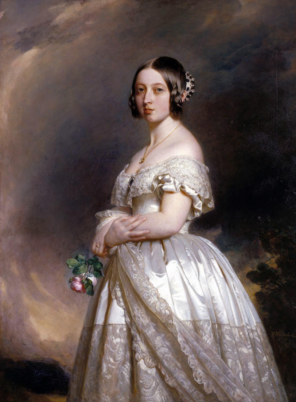 Bensozia Franz Xaver Winterhalter The Master Of Women In