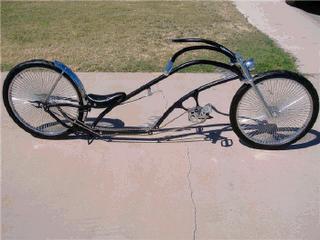 Modifikasi Sepeda Bmx