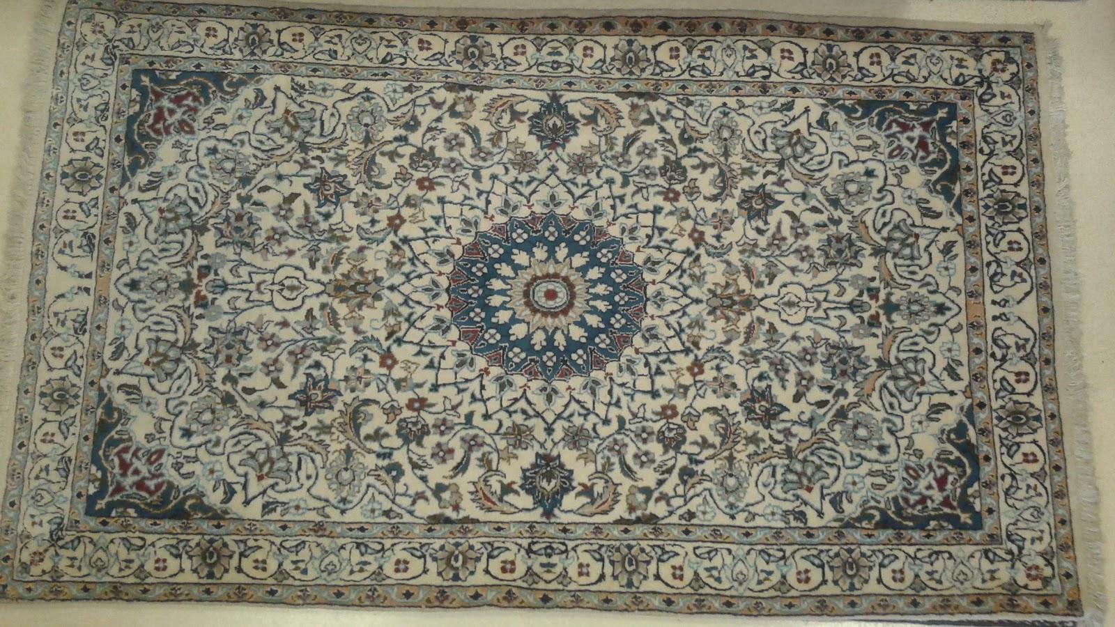 Yuca telas outlet alfombras persas de naim a precios de for Precio de alfombras