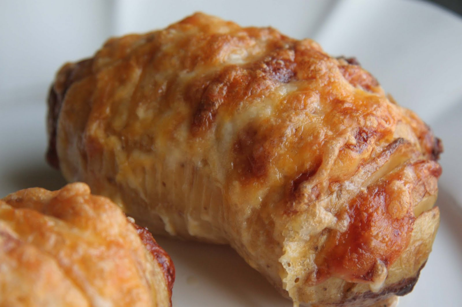 Look Who's Cookin' Now: Scalloped Hasselback Potatoes