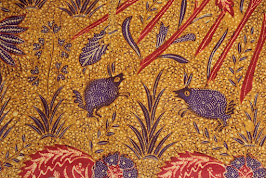 Amazing Batik From JAVA 1890