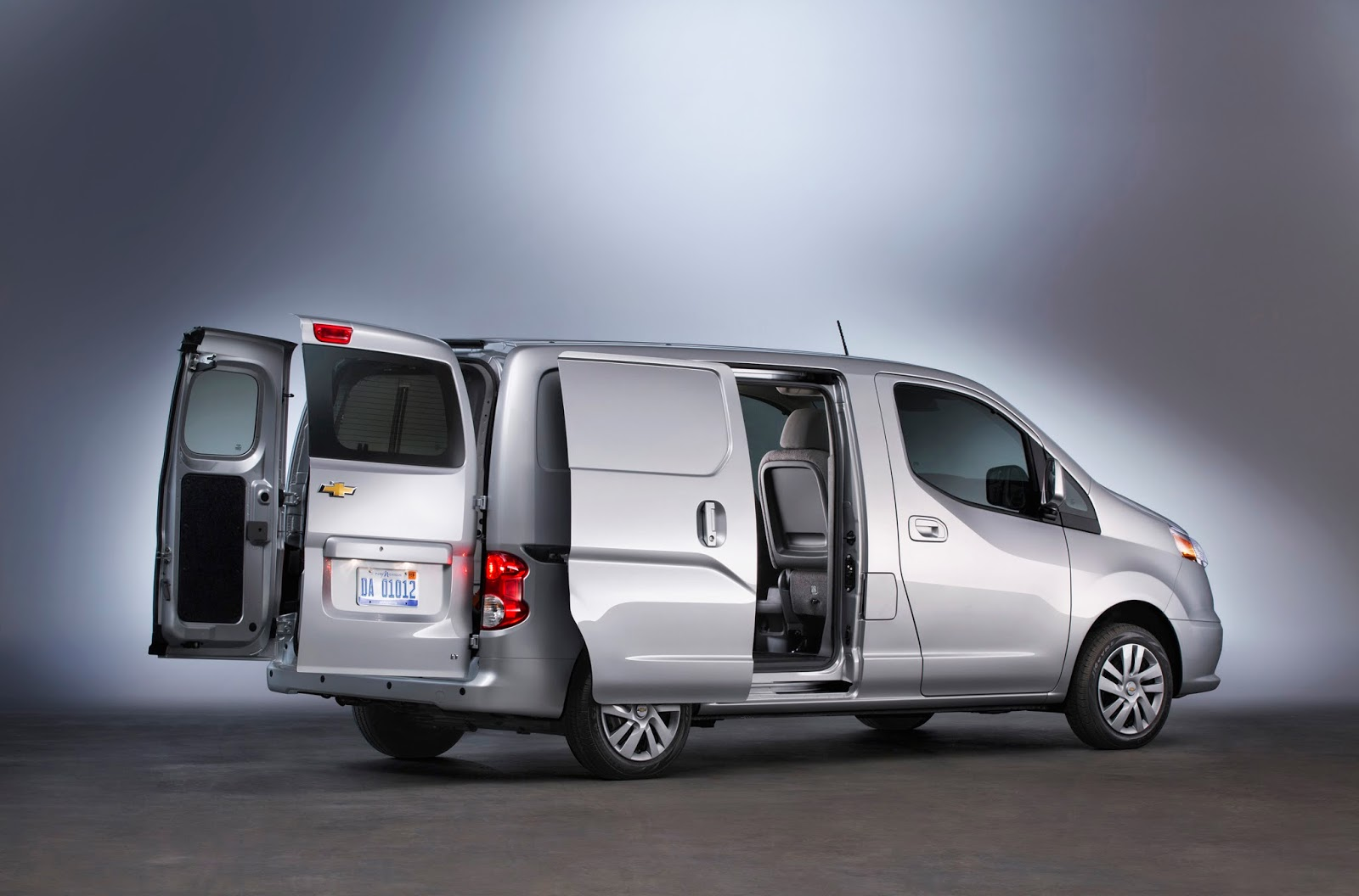 2015 Chevrolet City Express Cargo Van Pricing Announced