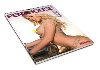 Download Revista Penthouse  Germany  Calendar 2012