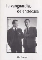 'LA VANGUARDIA DE ENTRECASA', LIBRO DE ELSA BRAGATO