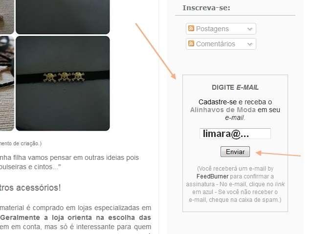 """""""Modelo de Caixa de Cadastro"""" www.alinhavosdemoda.com.br"""