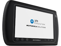 ET1- Enterprise Tablet From Motorola