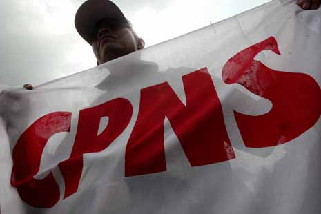 Lowongan CPNS Yogyakarta 2013