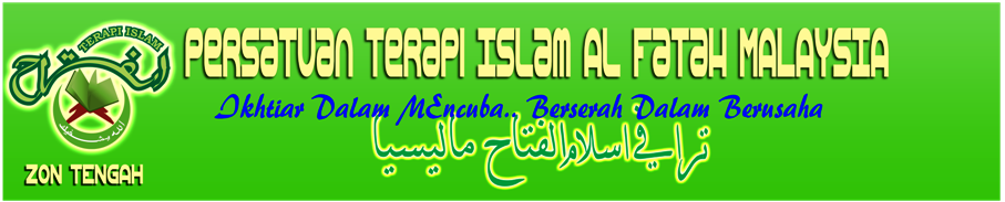 Terapi Islam Al-Fatah Zon Tengah