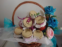 BARU! HANTARAN : CAKE IN JAR