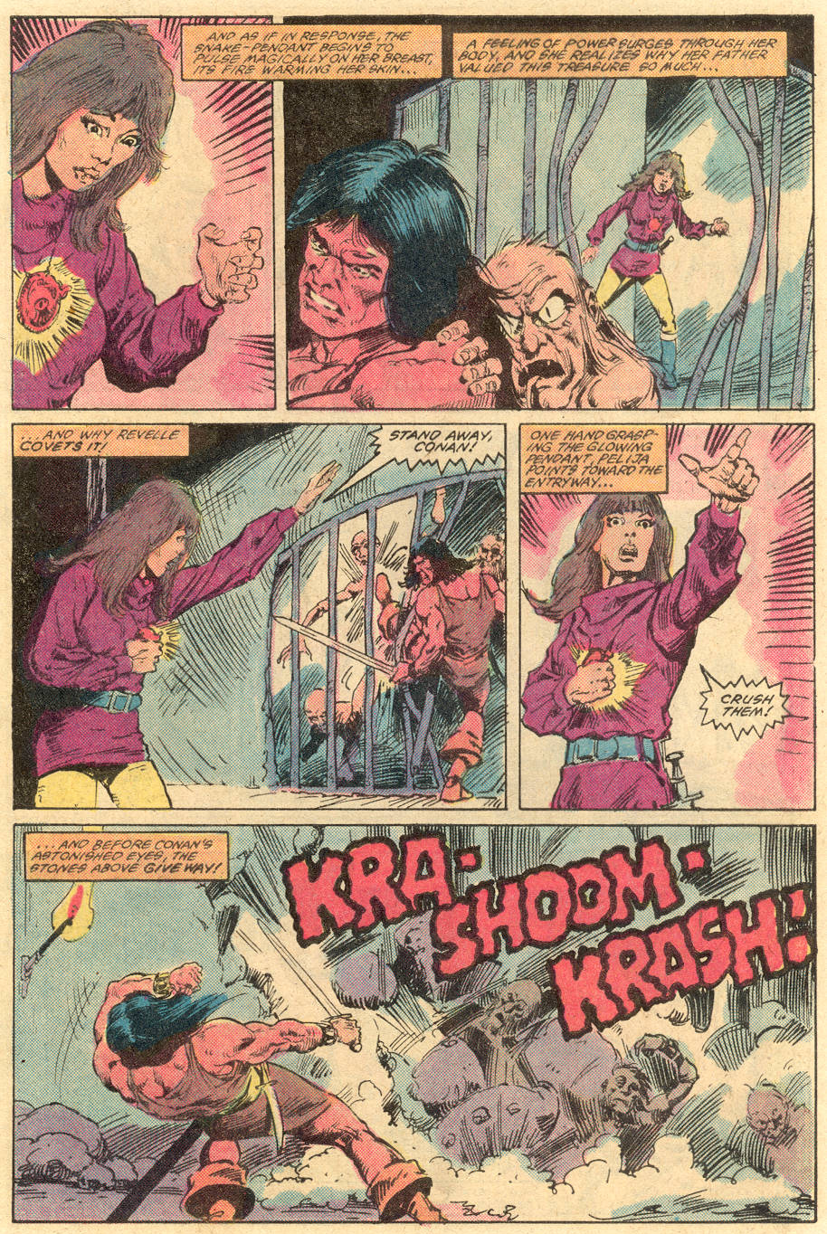 Conan the Barbarian (1970) Issue #139 #151 - English 7
