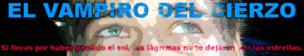 EL VAMPIRO DEL CIERZO