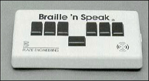 El Braille Hablado (Braille'n Speak)