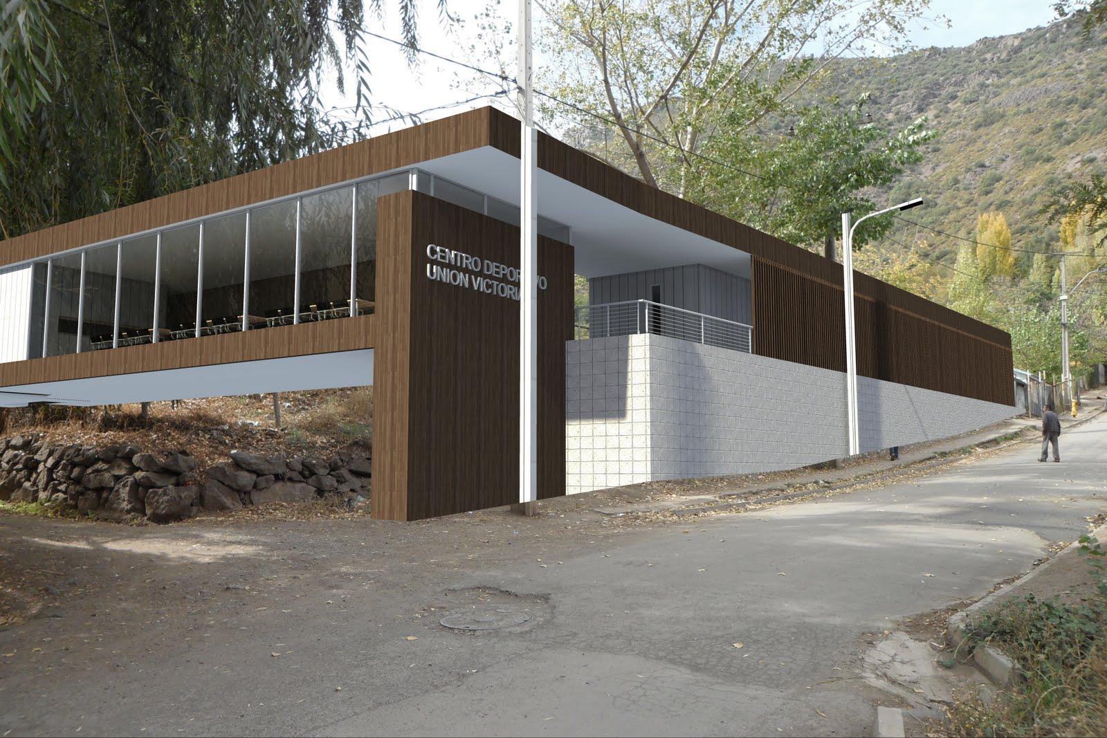 Virtual studio proyecto club deportivo uni n victoria - Proyecto club deportivo ...