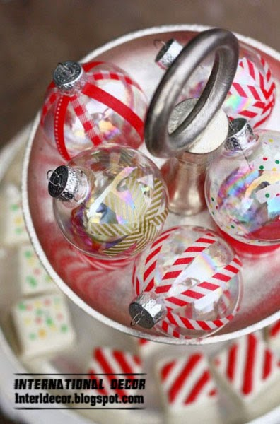 christmas toys with their hand, washi tape ideas