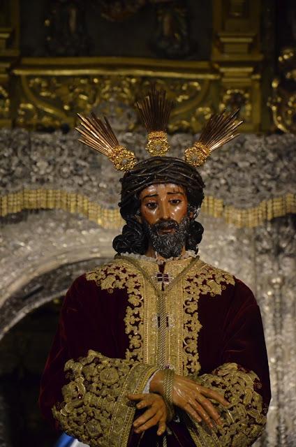 Besamanos varios cuaresma Sevilla