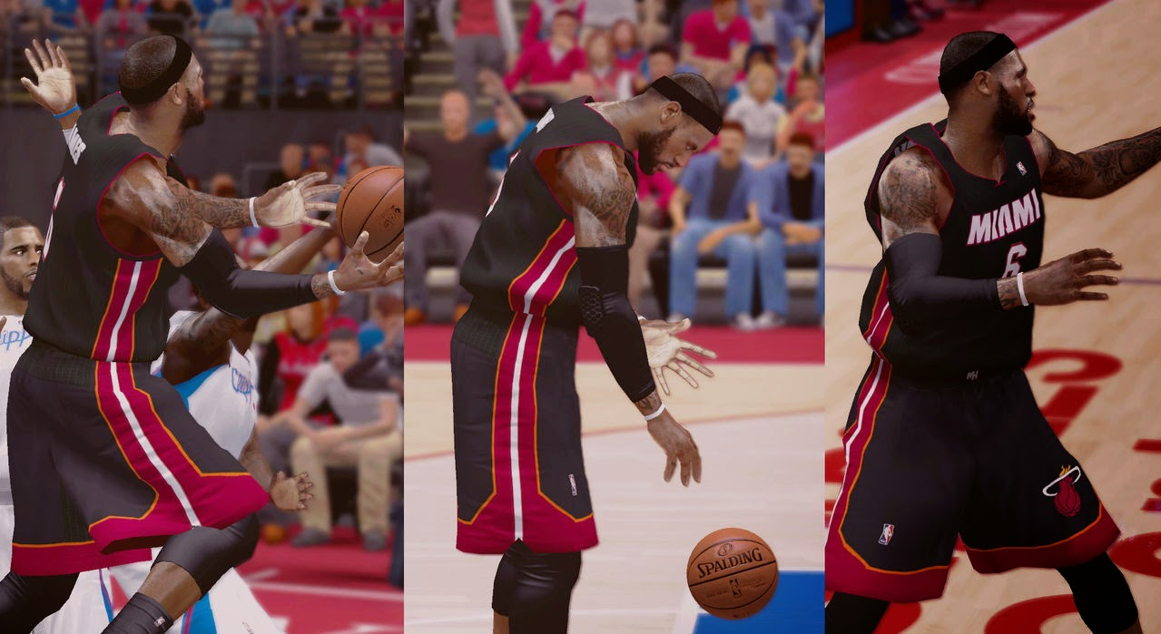 NBA2K14 Global + ENB Graphics Mod