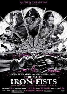 Download The Man With The Iron Fists RMVB + AVI Legendado