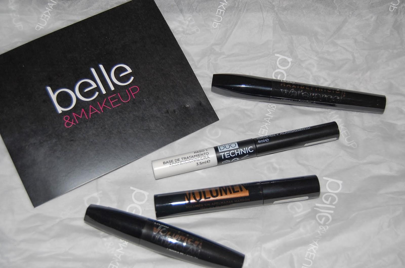 Nueva colección de Belle & Make Up: Mascarade
