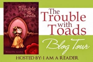 The Trouble with Toads Tour ~ $25 Gift Card
