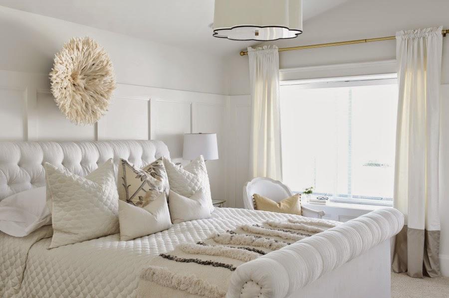 wystrój wnętrz, wnętrza, urządzanie mieszkania, dom, home decor, dekoracje, aranżacje, białe wnętrza, sypialnia