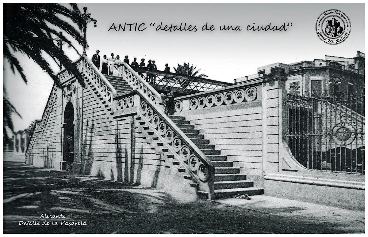 """Antíc """"detalles de una ciudad"""""""