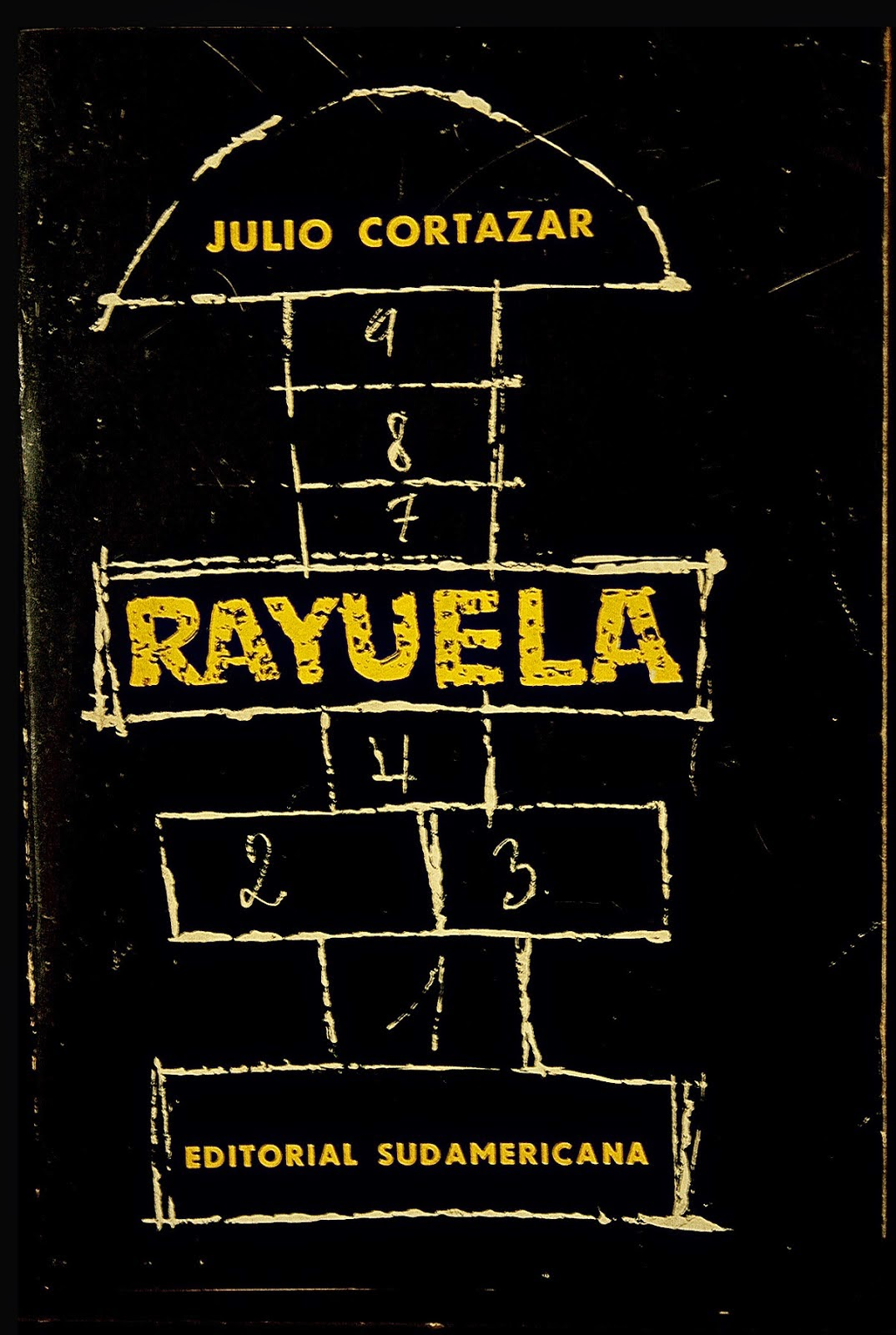 Image result for Hopscotch Julio Cortázar (1963)