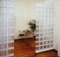 Bloques de vidrio en la construccion de arkitectura - Ladrillos de cristal ...
