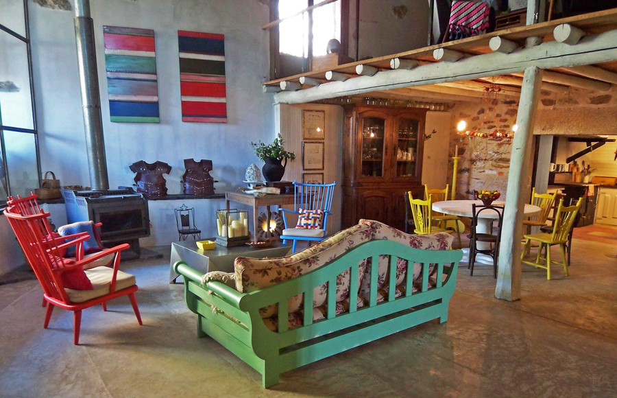 decoracao de interiores de casas de campo : decoracao de interiores de casas de campo: para relajarse los fines de semana interiorismo y fotografias de www