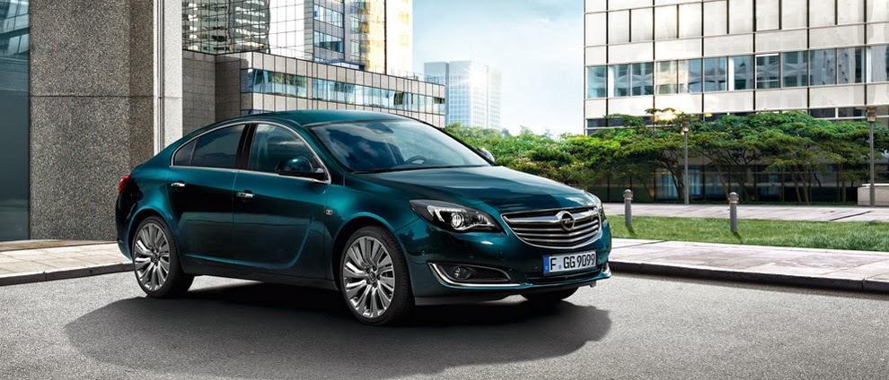 Noua Insignia 2013 de la Opel