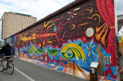 Asal Usul Tembok Berlin Jerman Runtuh