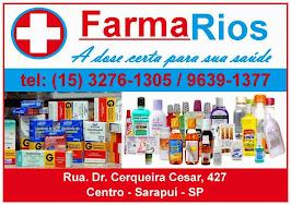 Farma Rios A dose Certa certa para sua saúde