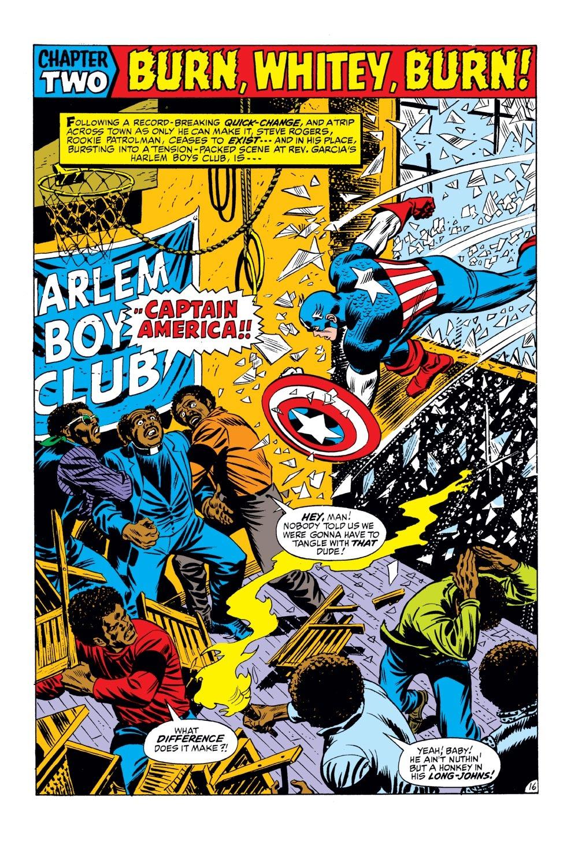 Captain America (1968) Issue #143 #57 - English 17