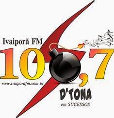 Rádio Ivaiporã FM de Ivaiporã PR ao vivo