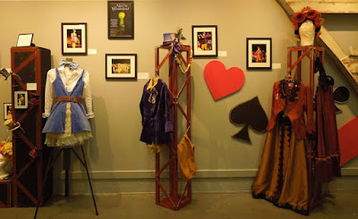 Alice in Wonderland at Studios on the Park, Costumes
