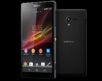 Gambar Sony Xperia ZL