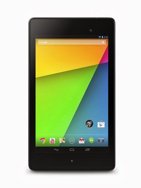 Nexus 7 phiên bản 2013: Máy tính bảng 7-inch siêu nét