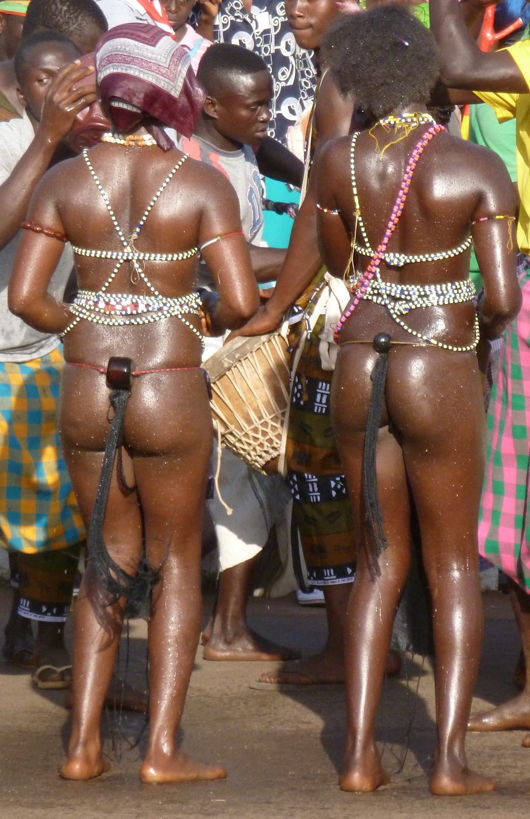 from Jerome naked black girls carnival